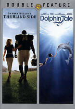 **BRAND NEW** THE BLIND SIDE/DOLPHIN TALES (DVD, 2015, 2-Disc Set)