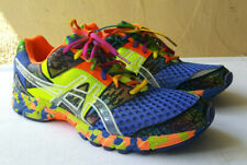 ASICS Gel-Noosa Tri 8 men running shoes Multicolor Blue T306N