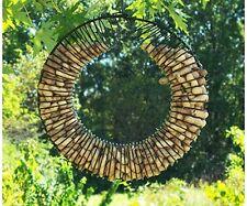 Songbird Essentials Whole Peanut Wreath Black, New, Free Shipping