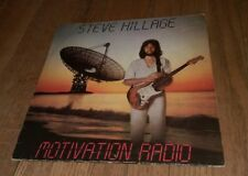 Steve Hillage Motivation Radio record Stereo 25 468 XOT vintage Vinyl Album Rock