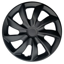 """4x16"""" Wheel trims wheel covers for Ford Transit 2014 - 2019  satin black  16"""""""