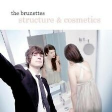 Brunettes,The - Structure And Cosmetics  CD NEW+