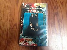 Early Beatles Gold VHS *LN* Excellent Beatles RARE Collectible