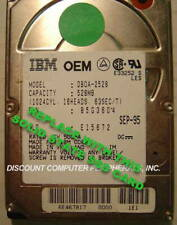"SSD IBM DBOA-2528 Replace with this SSD 1GB 2.5"" 44 PIN IDE SSD Card"