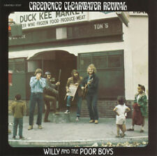 Creedence Clearwater Revival – Willy And The Poor Boys - CD Fantasy – CDFE 50