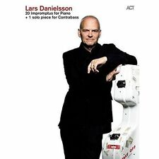 Lars Danielsson: 20 Impromptus for Piano and 1 Solo Piece for Contrabass by...