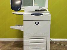 Xerox Docucolor 242 Press Commercial Production Printer Copier Scan 55ppm 300k