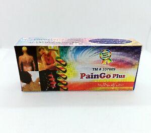 Pain Go Plus Desi Powerful Effective Painkiller Herbal Natural 12 Pills