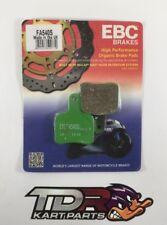 EBC Tonykart / OTK 2004 - 2017 Brake Pads Green Soft FA540S Go Kart
