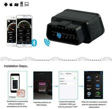 KW903 ODB2 OBDII Car Diagnostic Scanner Code Reader ELM327 Bluetooth For Android
