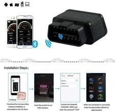 KW903 ODB2 OBDII Car Diagnostic Scanner Code Reader ELM327 Bluetooth For Android