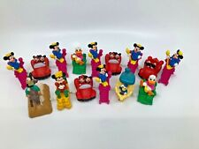 BURGER KING Kids Meal TOYS LOT OF 15 Disney Mickey Mouse & Friends Set   [05]