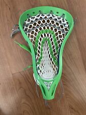 Warrior Evo 3 (Unused) Lacrosse Head - Prestrung hard mesh