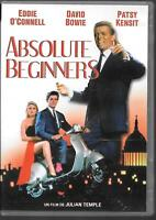 DVD ZONA 2 ABSOLUTE BEGINNERS O'CONNELL/BOWIE/KENSIT