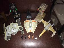 Star Wars Micro Machines Action Fleet Job Lot