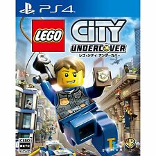 Lego City Undercover  SONY PS4 PLAYSTATION 4 JAPANESE VERSION