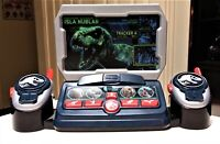 Jurassic World Command Center with Walkie Talkies and Speech & Sound Effects NEW