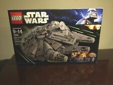 LEGO 7965 Millennium Falcon Star Wars Set FACTORY SEALED and RETIRED