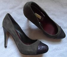 High Heel (3-4.5 in.) Leather Court Shoes Women's NEXT