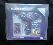 Transformers eHobby Takara Tomy Exclusive G1 Thrust D-57 AFA 90 NRMT / MINT