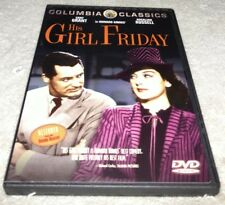 His Girl Friday (DVD, RARE oop