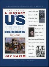 NEW ~ A History of US: An Age of Extremes,1880-1917 Vol. 8 by Joy Hakim (3rd Ed)