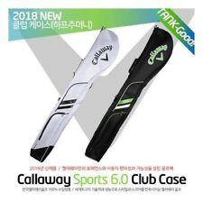 CALLAWAY SPORTS 6.0 Club Case Half Bag Golf Caddie Sporty Style 125*13*23cm_Va