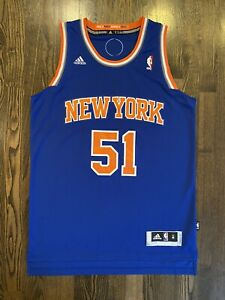 RARE Adidas METTA WORLD PEACE #51 New York NY Knicks Jersey Medium 40 Artest
