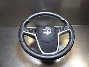 Opel Insignia 2.0 CDTI -- Lederlenkrad Multtifunktion mit Schutzmodul 13316547