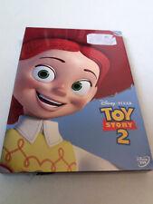 "DVD ""TOY STORY 2"" PRECINTADO SEALED CON FUNDA CARTON PIXAR JOHN LASSETER WALT DI"