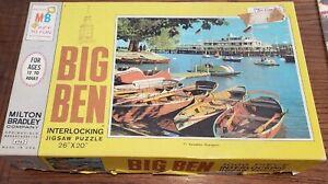 VINTAGE BIG BEN JIGSAW - 1000 PIECES