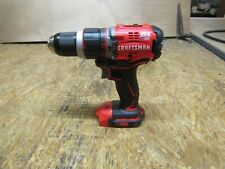 Craftsman V20 Lithium Ion Brushless 1/2 Hammer Drill CMCD721 ( LOT 15974)