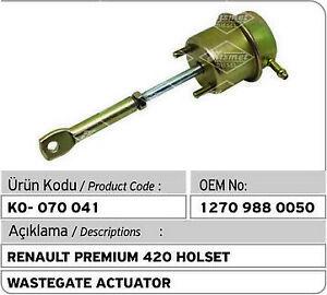 Renault Premium 420 Holset Turbo Wastegate Actuator