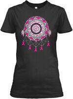 Breast Cancer Awareness Dreamcatcher Gildan Women's Tee T-Shirt