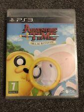PlayStation 3: Adventure Time: Finn & Jake Investigations (Superb Sealed) UK PAL