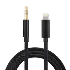 3.5mm Aux Headphone Adapter Cable Audio Jack Plug For Apple iPhone 7 Plus XS XR
