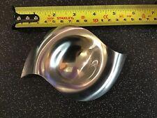 Georg Jensen Steel Bowl Small 14 CM Designer Allan Scharff