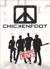 NEW Chickenfoot - Get Your Buzz on Live (DVD)