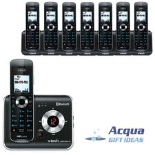 VTech CORDLESS TELEPHONE 8 SET DIGITAL DECT 6.0 PHONES Connect to Smartphone NIB