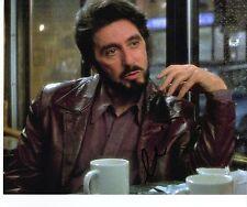 Al Pacino Genuine Hand Signed 10x8 In Person Autograph Carlitos Way (5149)