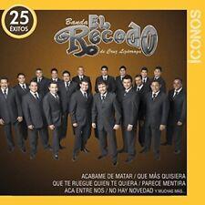 Banda El Recodo de Don Cruz Lizaraga Iconos 25 Exitos 2CD New
