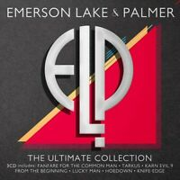 Emerson Lake Palmer - Ultimate Collection [New CD] UK - Import
