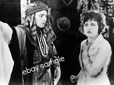 RUDOLPH VALENTINO AGNES AYRES PHOTO from the 1921 silent movie THE SHEIK
