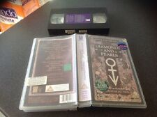 Prince and the N.P.G.-Diamonds and Pearls vhs video