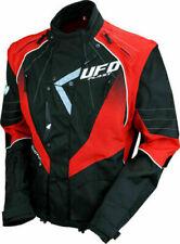 UFO Motocross Enduro Jacket Off Road Trail Adults Quad Mx Jacket Red Black