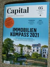 Capital Heft 5/21 Immobilienkompass 2021
