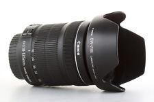 Objectif Canon EF-S 18-135mm IS STM pour EOS 1200D 750D 70D 7D (EFS) Garanti 6 m