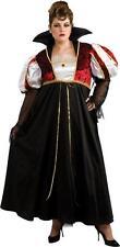 ARISEN LUST FOR BLOOD ROYAL VAMPIRA ADULT HALLOWEEN COSTUME WOMEN'S PLUS SIZE