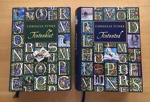 Tintenwelt von Cornelia Funke: Tintenblut (Band 2) und Tintentod (Band 3)