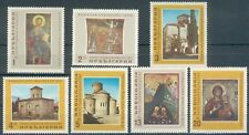 Bulgarien Lot mit 7 Werten Mi.-Nr.1605/11** (MICHEL € 10,00)